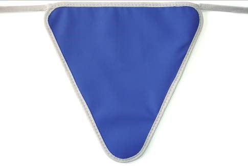 Gonadenschutz-Dreieck
